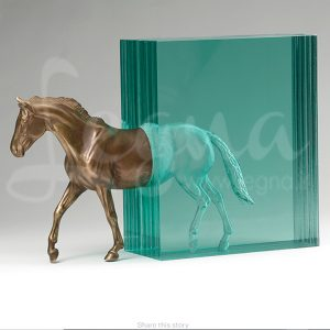 خروج اسب