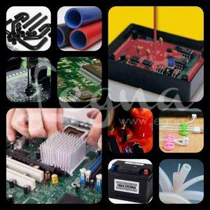 استفاده از سیلیکون در الکترونیک و برخی صنایع دیگر
