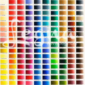 رنگهای ترکیبی