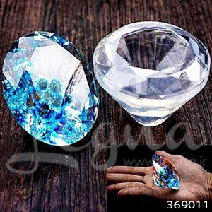قالب سیلیکونی الماس